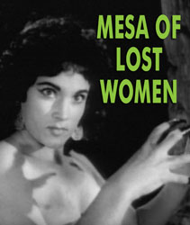 MESA OF LOST WOMEN - Download