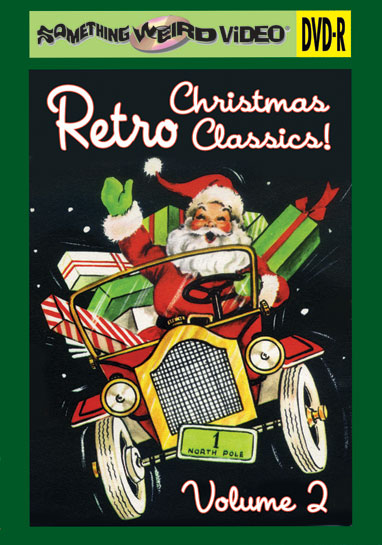 RETRO CHRISTMAS CLASSICS VOL 2- DVD-R