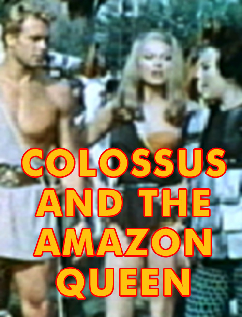 COLOSSUS AND THE AMAZON QUEEN - Download