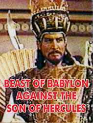BEAST OF BABYLON AGAINST THE SON OF HERCULES - Download