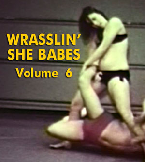 WRASSLIN' SHE BABES VOL 06 - Download