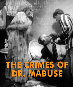 CRIMES OF DR. MABUSE - Download