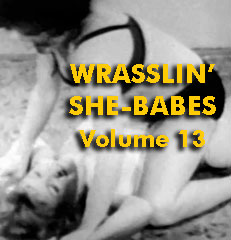 WRASSLIN' SHE BABES VOL 13 - Download