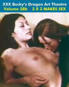 DRAGON ART THEATRE DOUBLE FEATURE VOL 058_b: 3X3 MAKES SEX - Download