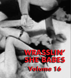 WRASSLIN' SHE BABES VOL 16 - Download