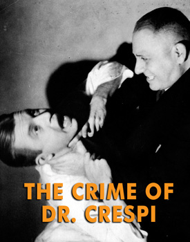 CRIME OF DOCTOR CRESPI - Download