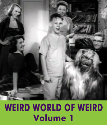 WEIRD WORLD OF WEIRD, THE - 20TH ANNIVERSARY SPECIAL EDITION - Download