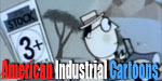 American Industrial Cartoon Revolution