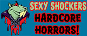 Sexy Shockers Hardcore Horrors