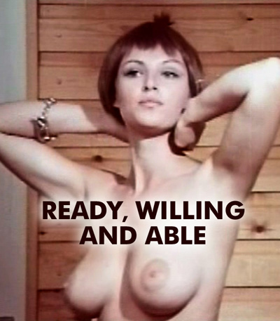 READY WILLING AND ABLE - Download