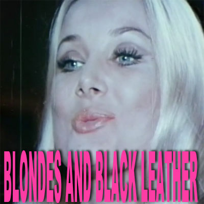 BLONDES & BLACK LEATHER - Download