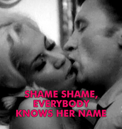 SHAME SHAME EVERYBODY KNOWS HER NAME - Download