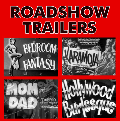 DAVE FRIEDMAN ROADSHOW TRAILERS VOL 01 - Download