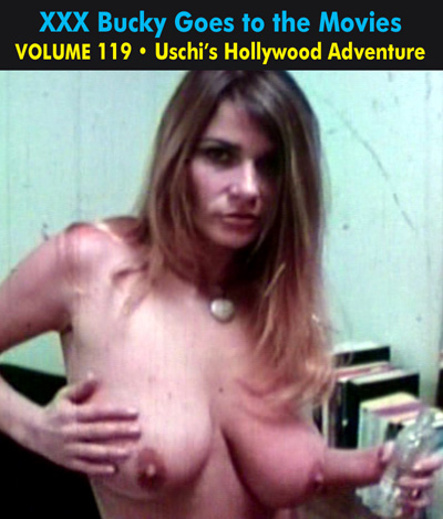BUCKY BEAVER'S STAGS LOOPS AND PEEPS VOL 119: USCHI'S HOLLYWOOD ADVENTURE - Download
