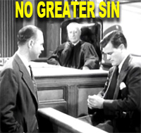 NO GREATER SIN - Download