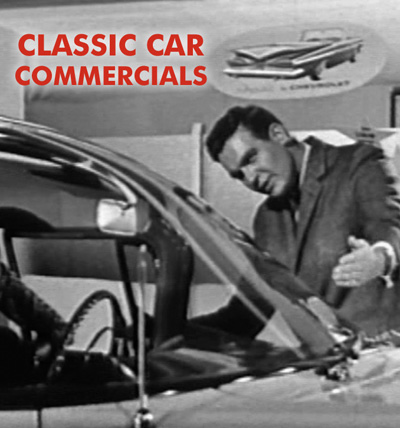 CLASSIC CAR COMMERCIALS VOL 01 - Download