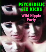 PSYCHEDELIC SEX KICKS / WILD HIPPIE PARTY - Download