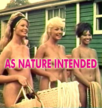 AS NATURE INTENDED - Download
