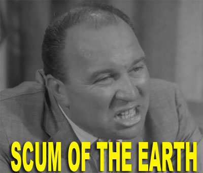 SCUM OF THE EARTH - Download