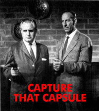 CAPTURE THAT CAPSULE (aka SPY SQUAD) - Download