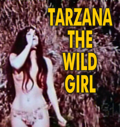 TARZANA THE WILD GIRL - Download