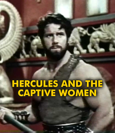 HERCULES AND THE CAPTIVE WOMEN - Download