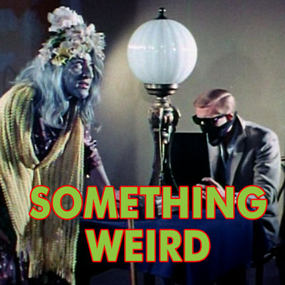 SOMETHING WEIRD - Download