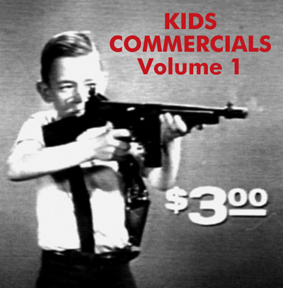 KID'S COMMERCIALS VOL 01 - Download