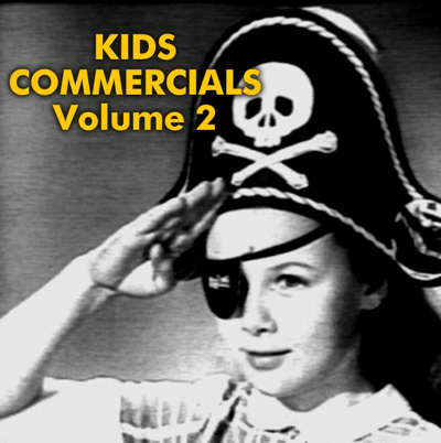 KID'S COMMERCIALS VOL 02 - Download