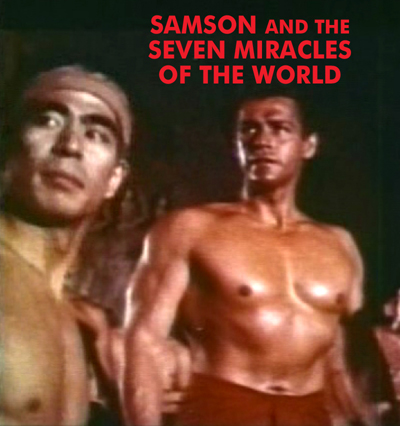 SAMSON AND THE 7 MIRACLES OF THE WORLD - Download
