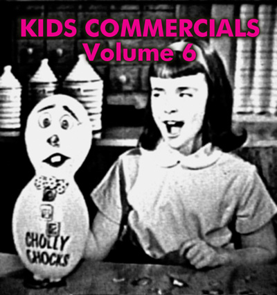 KID'S COMMERCIALS VOL 06 - Download