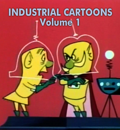 AMERICAN INDUSTRIAL CARTOON REVOLUTION VOL 01 - Download