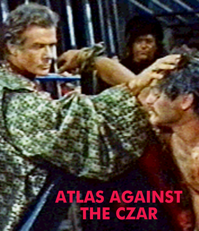 ATLAS AGAINST THE CZAR - Download