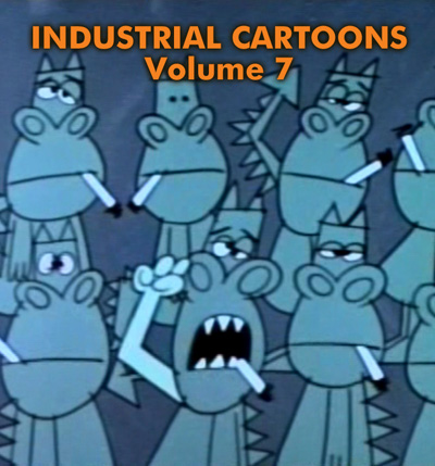 AMERICAN INDUSTRIAL CARTOON REVOLUTION VOL 07 - Download