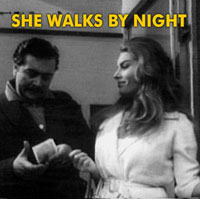 SHE WALKS BY NIGHT - Download