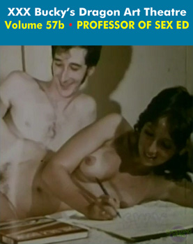 DRAGON ART THEATRE DOUBLE FEATURE VOL 057_b: PROFESSOR OF SEX ED - Download