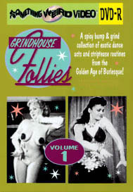 GRINDHOUSE FOLLIES VOL 01 - DVD-R
