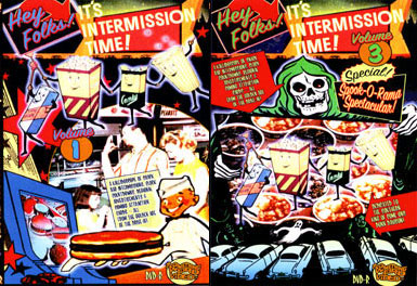 HEY FOLKS IT'S INTERMISSION TIME DVD Mega Set Vols 1-6